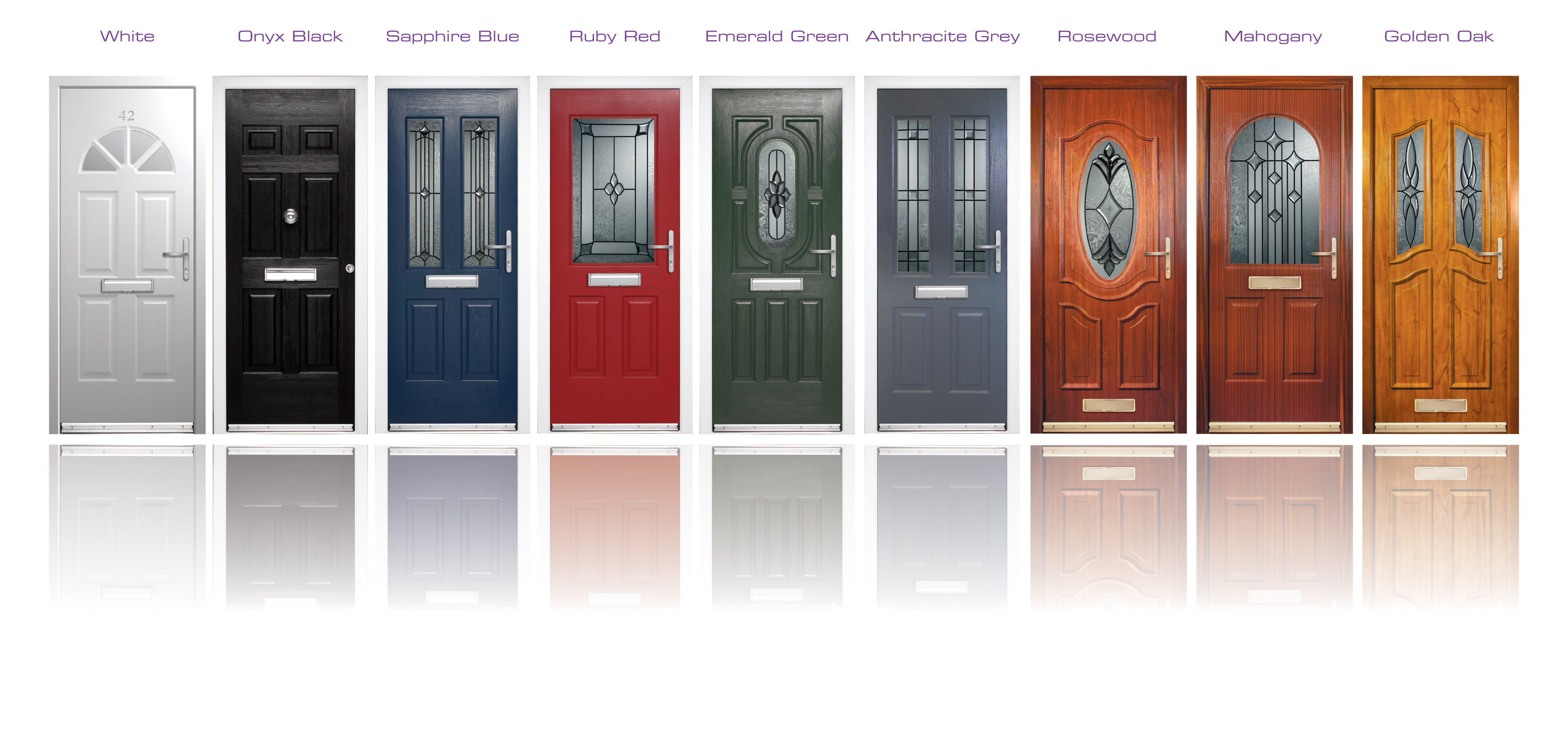 Rockdoor Front Door Composite Door Installation